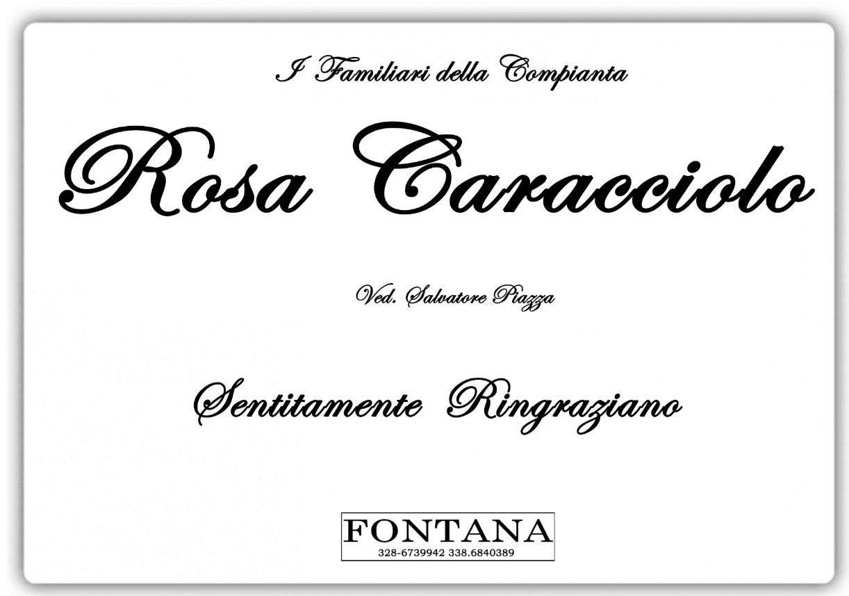 Rosa Caracciolo
