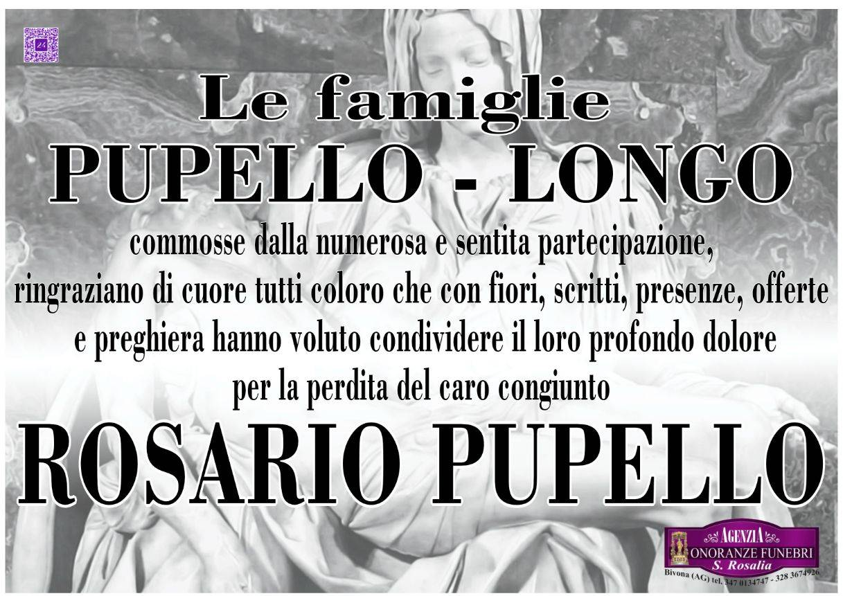 Rosario Pupello