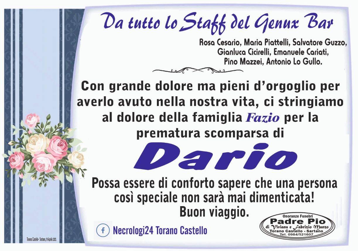 Dario Fazio (P4)