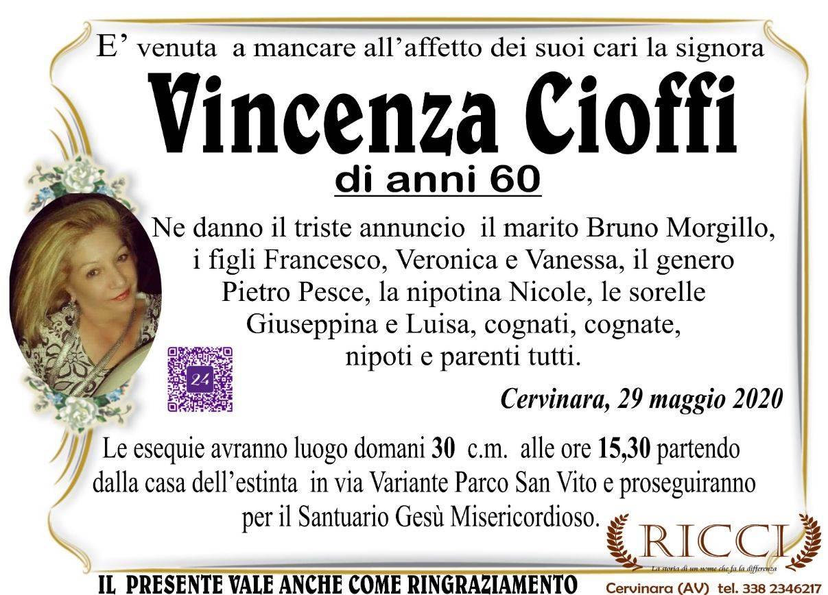 Vincenza Cioffi