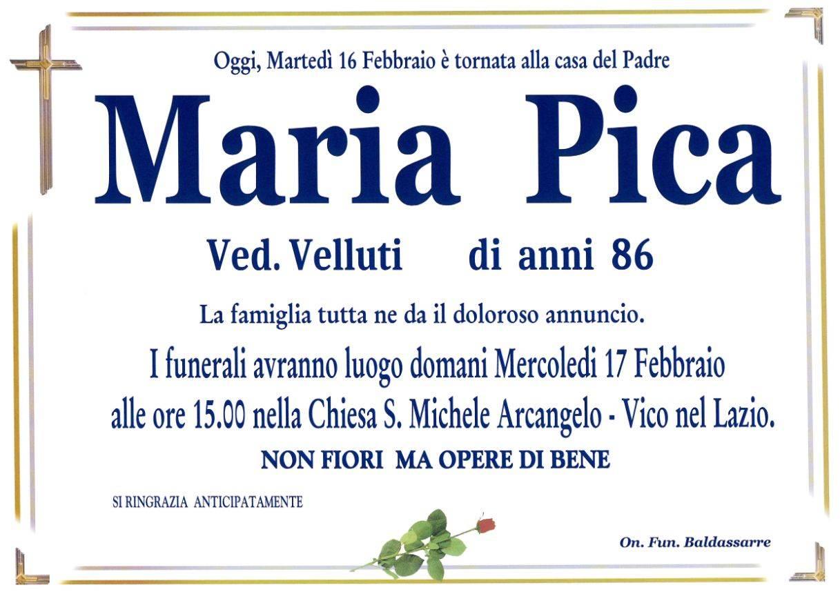 Maria Pica