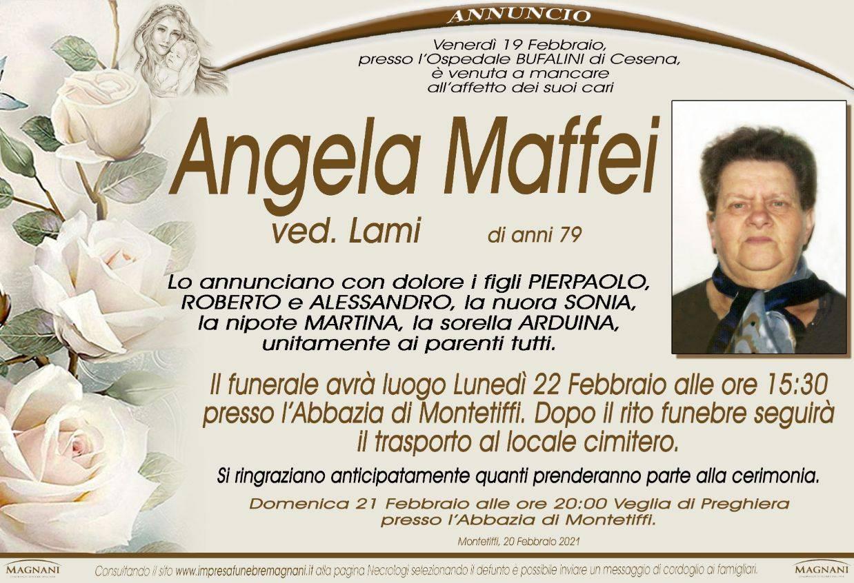Angela Maffei