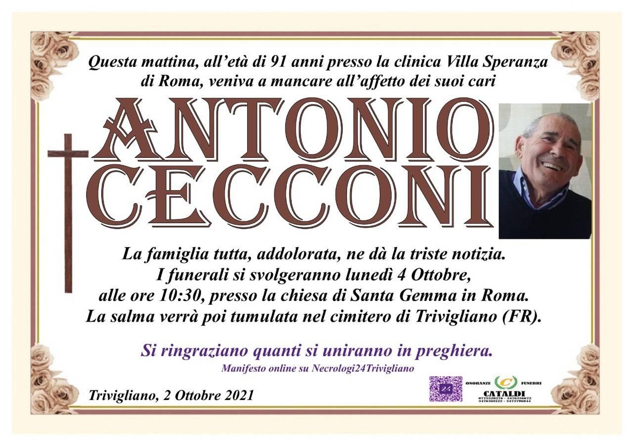 Antonio Cecconi