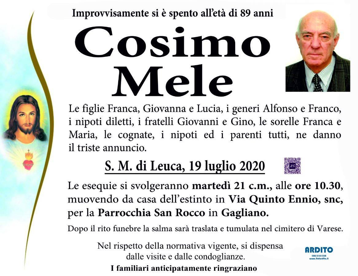 Cosimo Mele