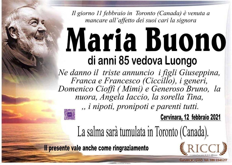 Maria Buono
