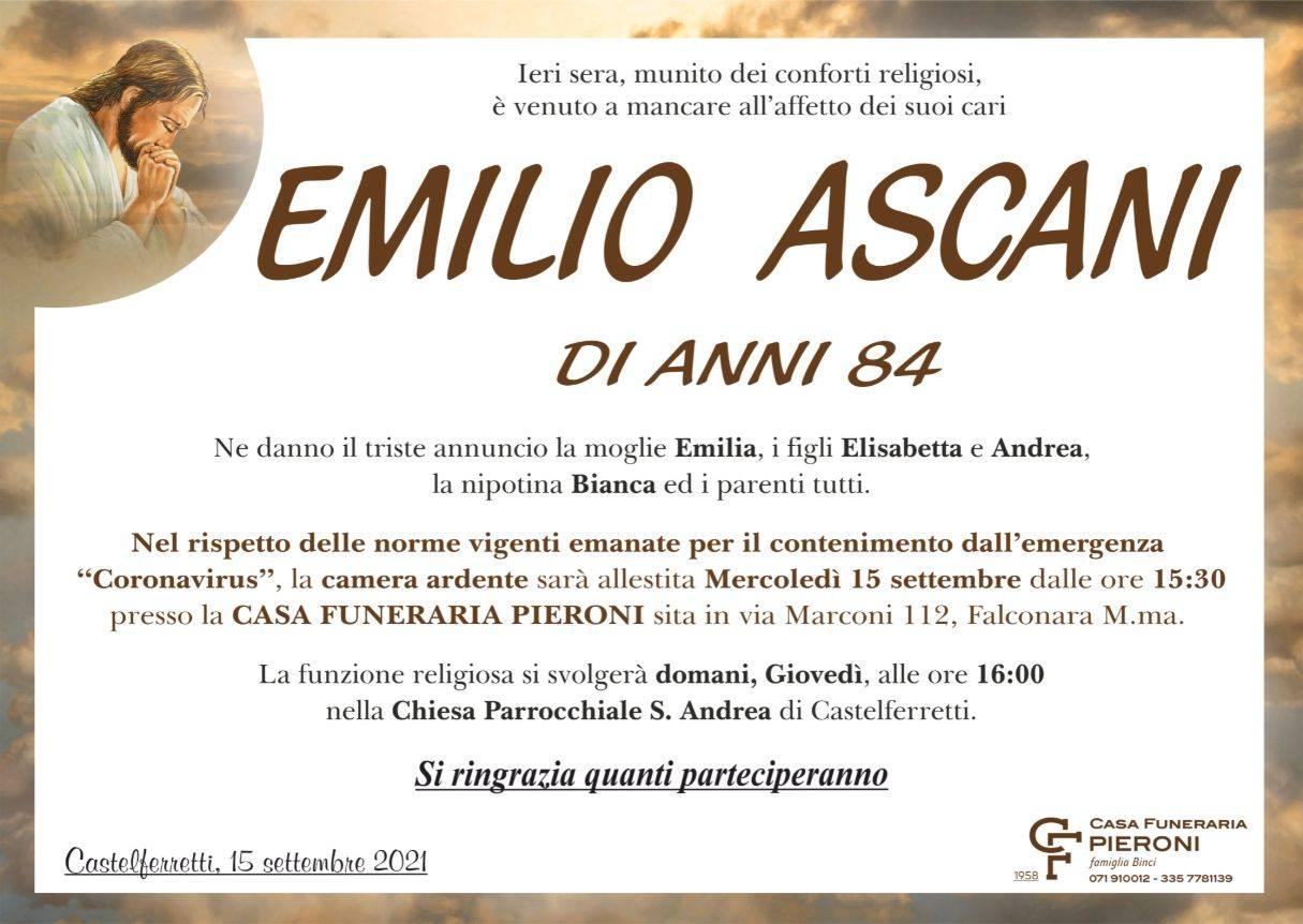 Emilio Ascani