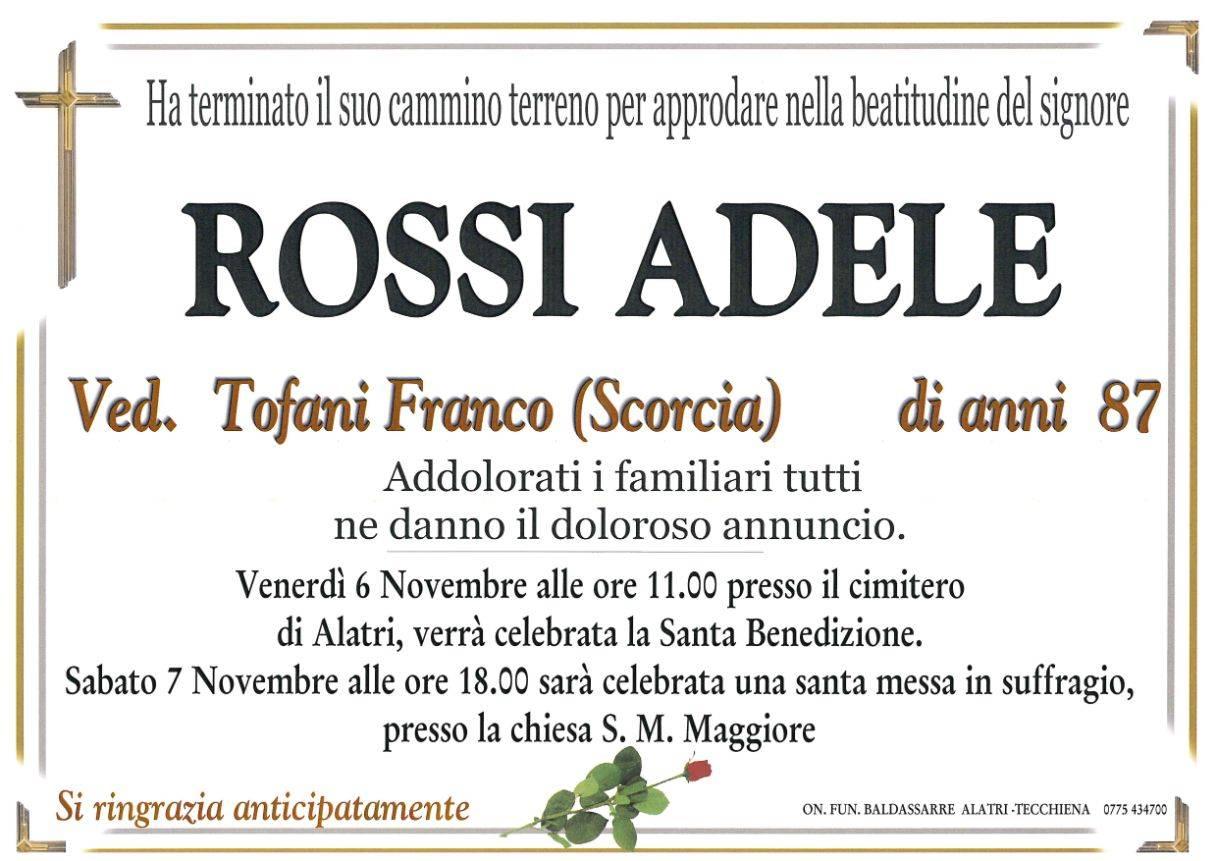 Adele Rossi