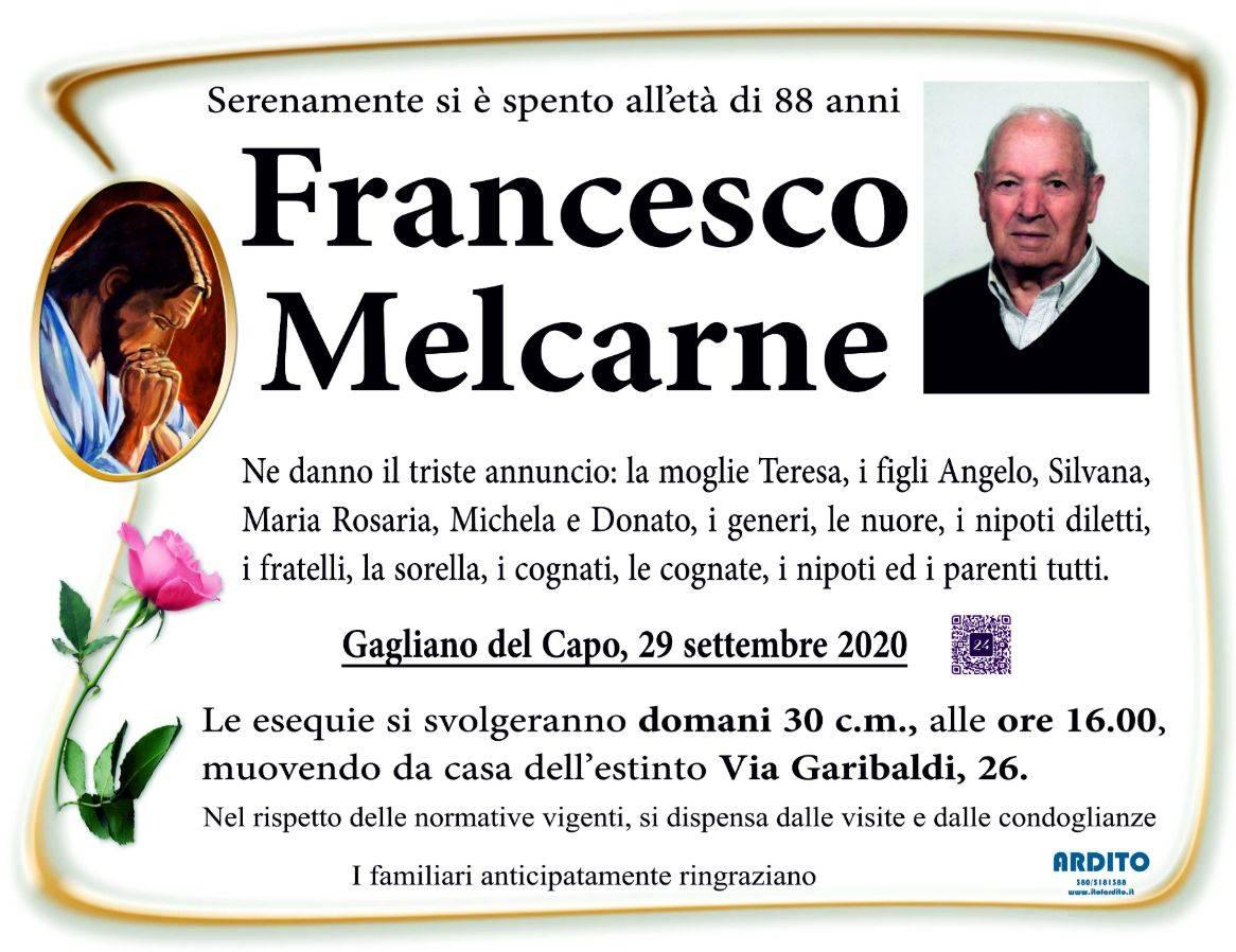 Francesco Melcarne