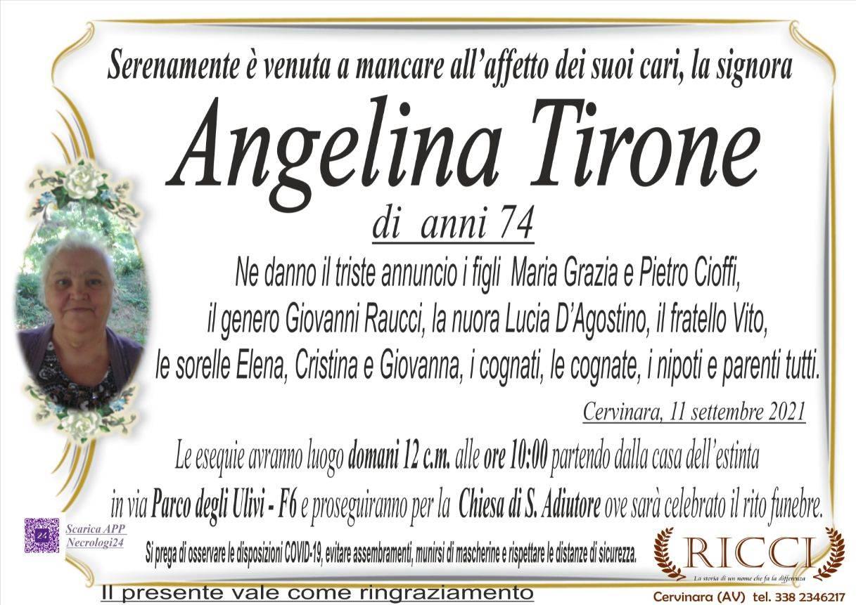 Angelina Tirone