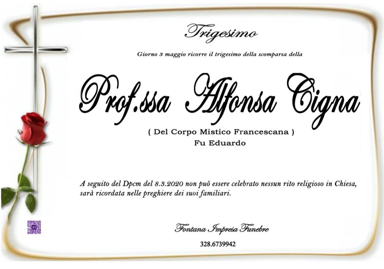 Alfonsa Cigna