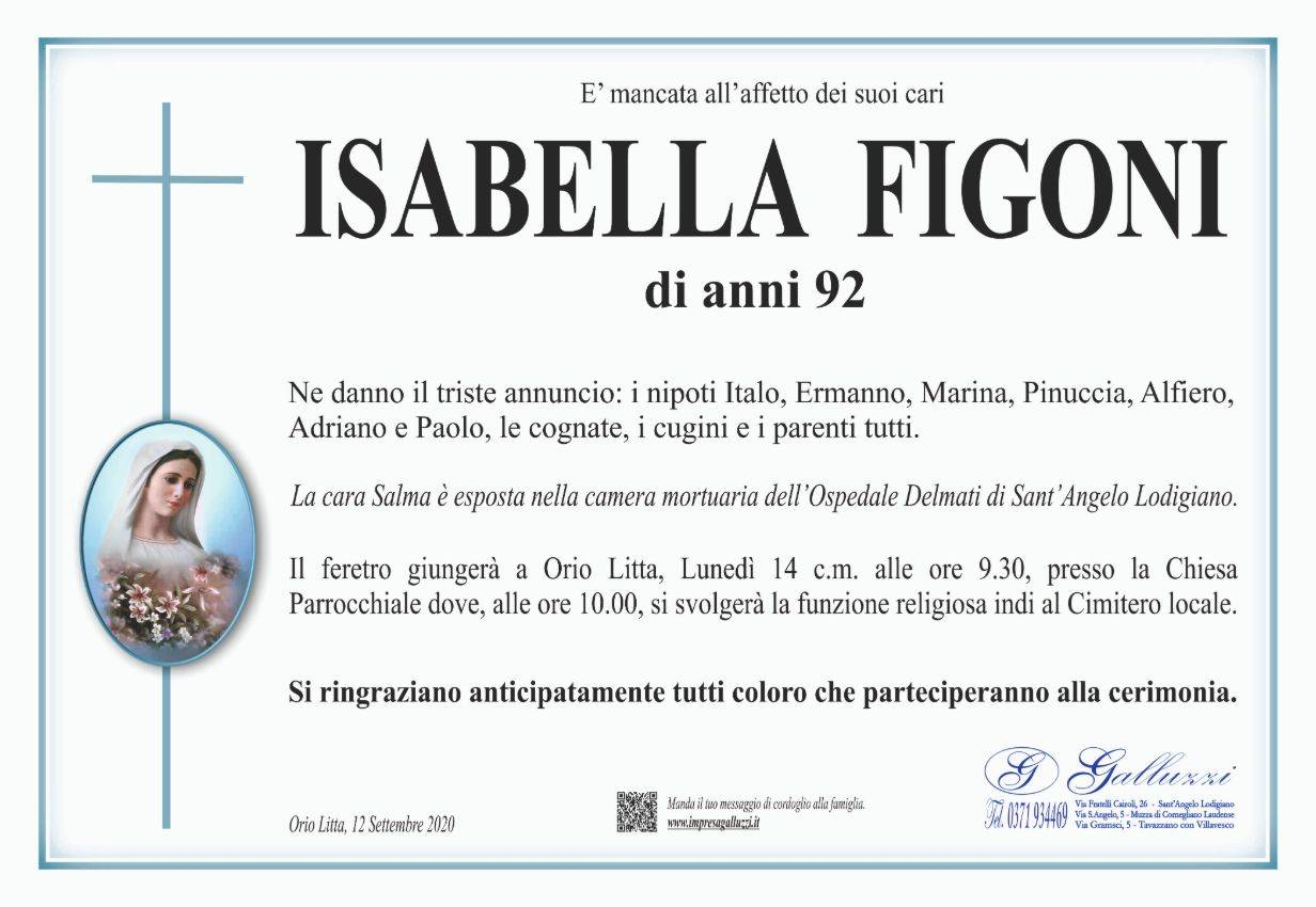 Isabella Figoni