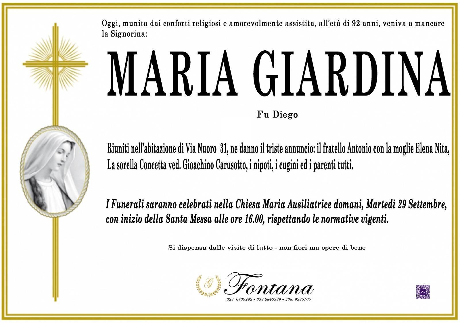 Maria Giardina