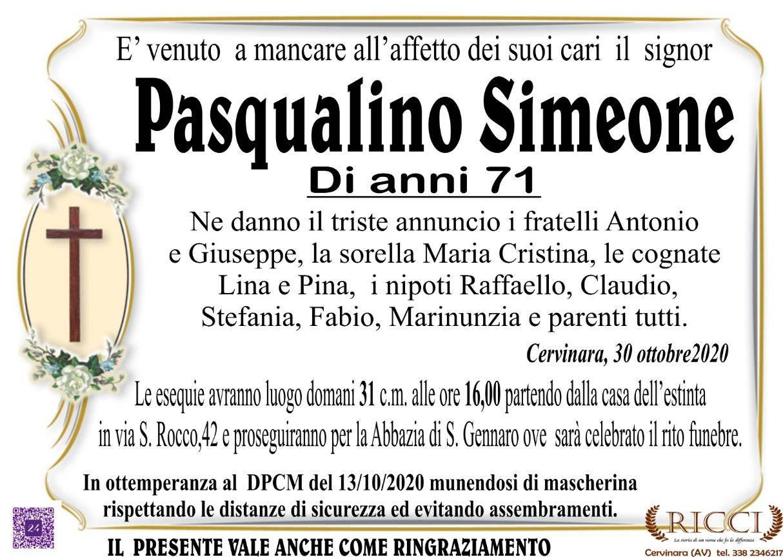 Pasqualino Simeone