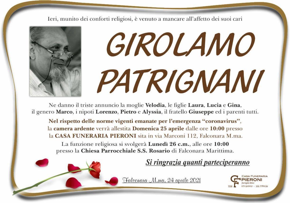 Girolamo Patrignani
