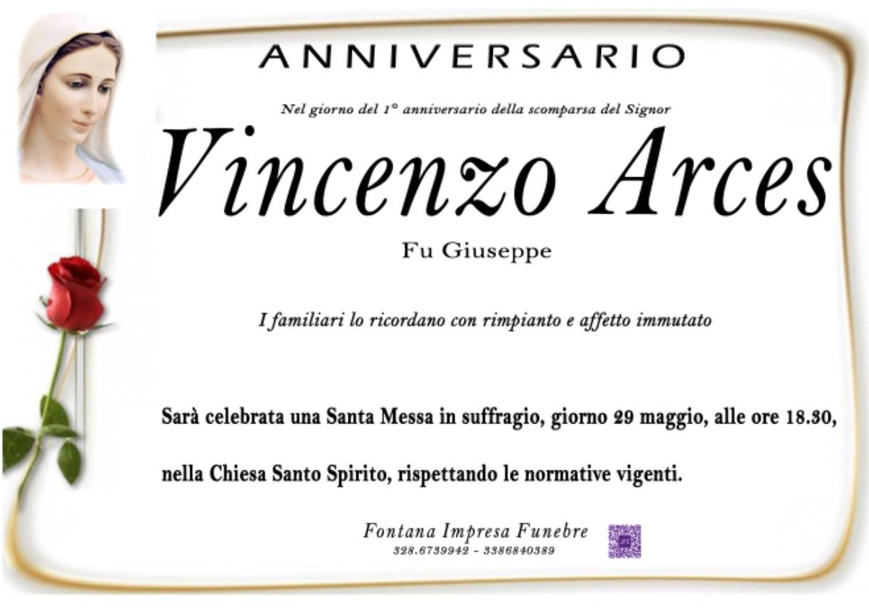 Vincenzo Arces