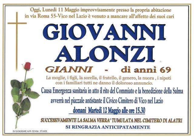 Giovanni Alonzi