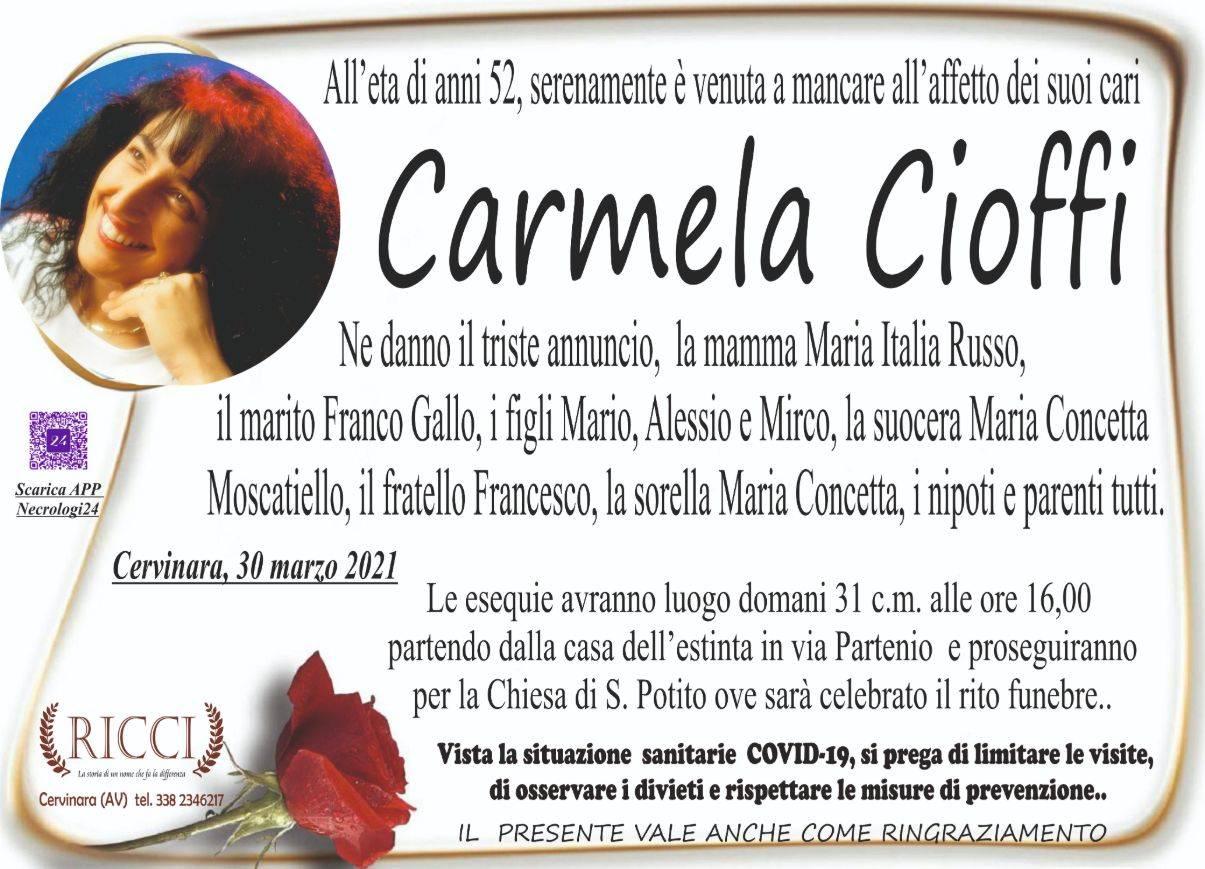 Carmela Cioffi