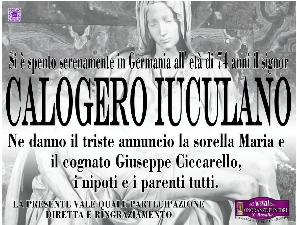 Calogero Iuculano