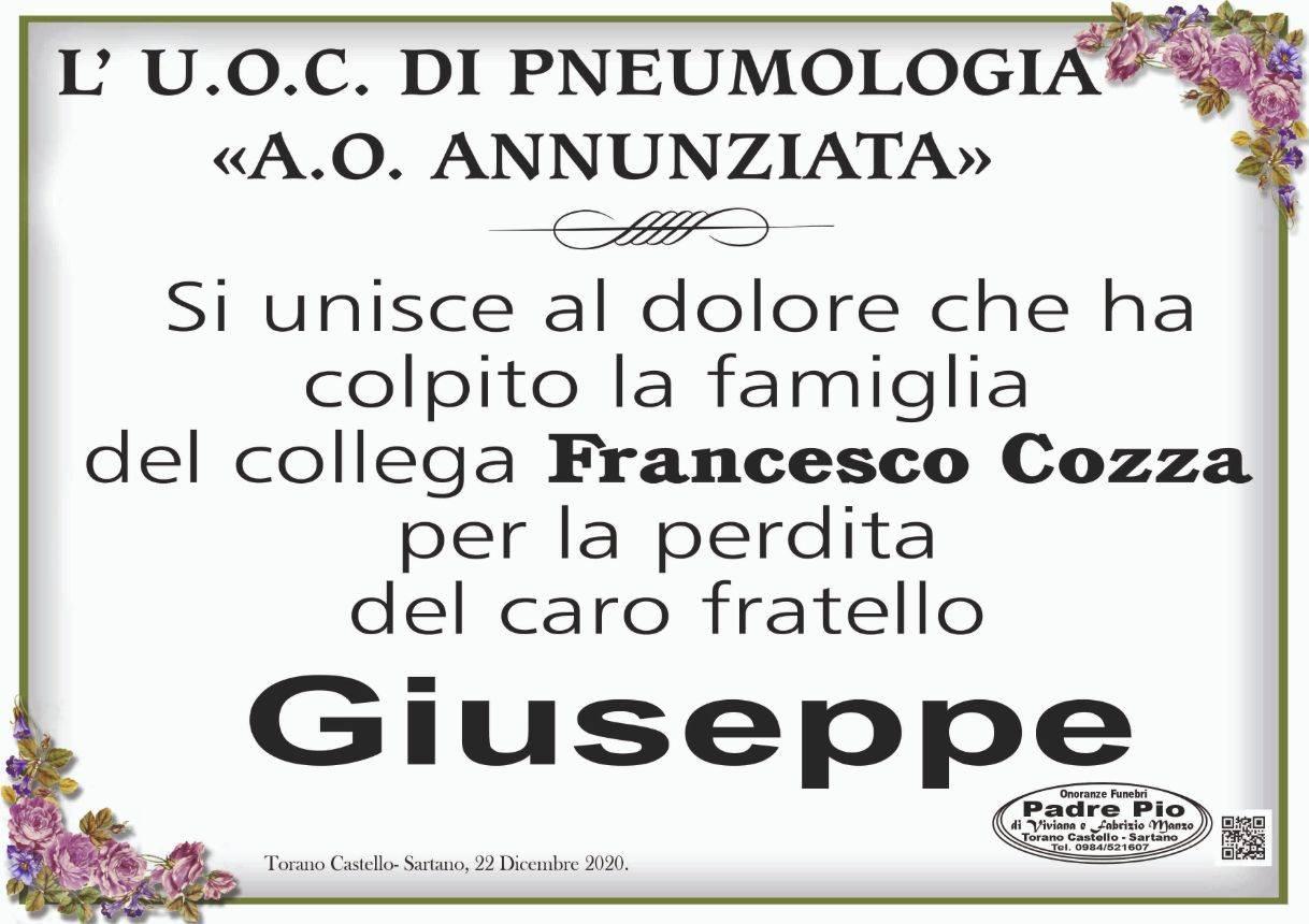 """L'U.O.C. di Pneumologia """"A.O. Annunziata"""""""