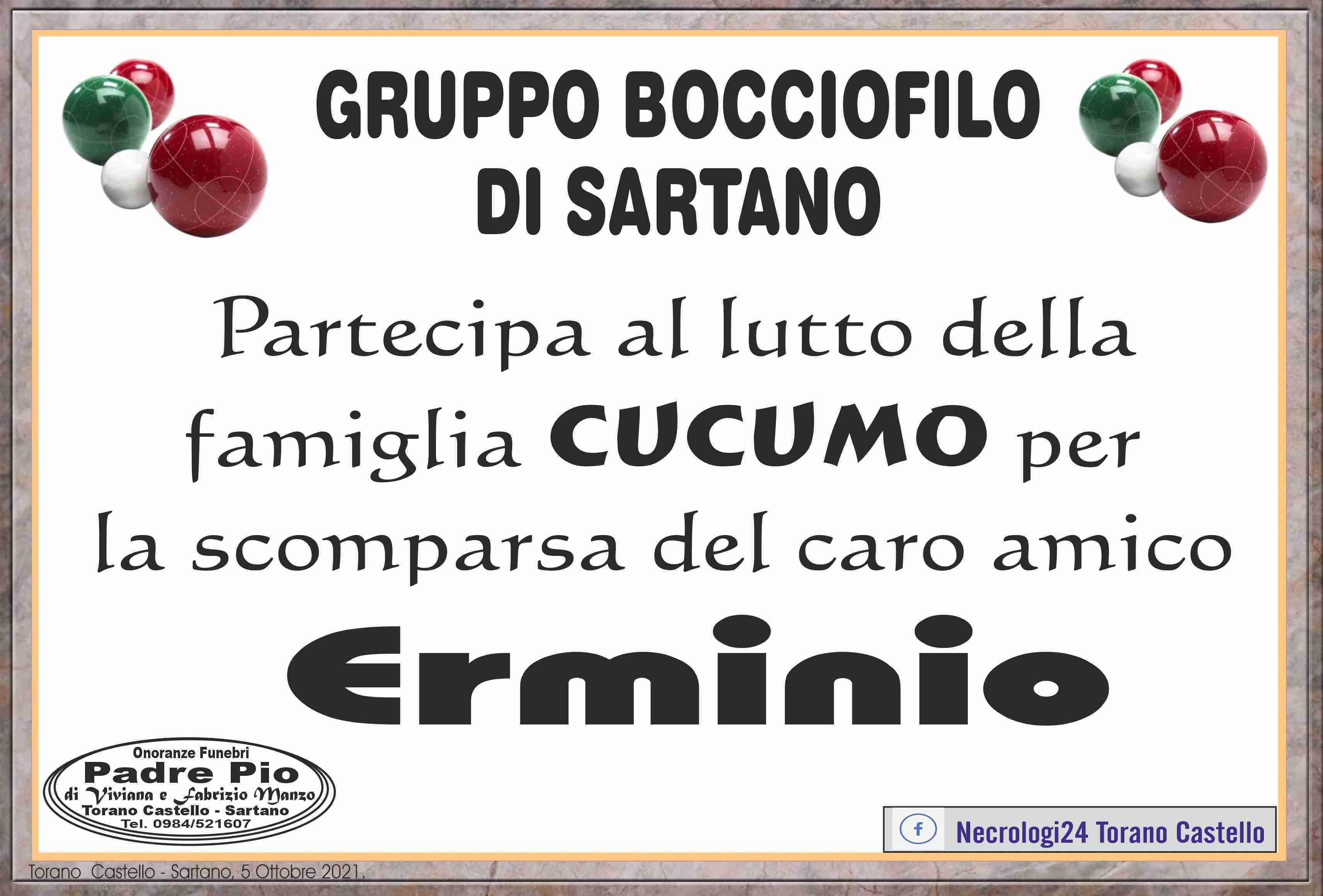 Erminio Cucumo