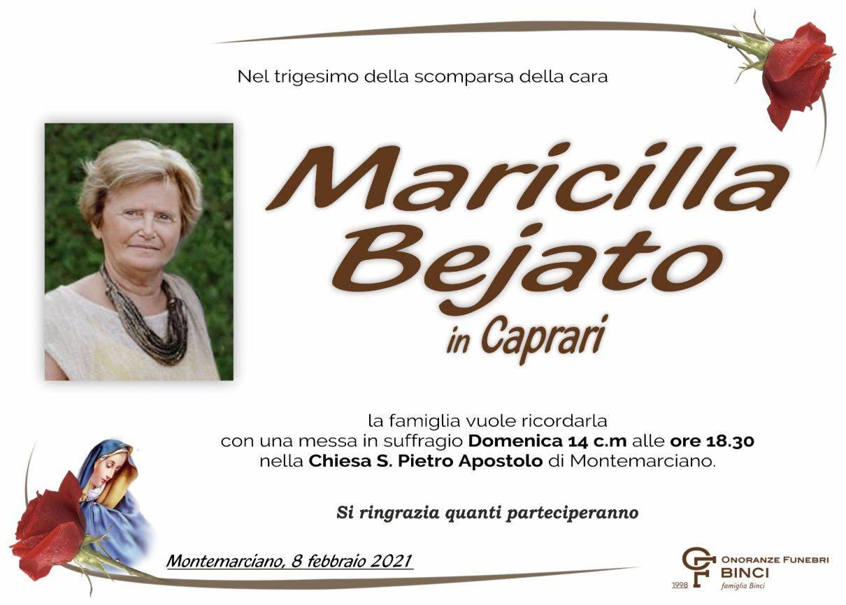 Maricilla Bejato