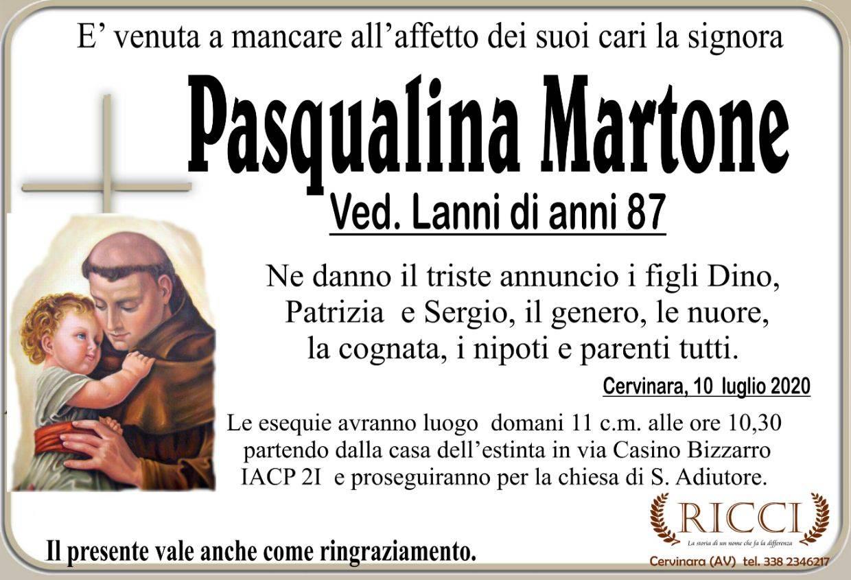 Pasqualina Martone