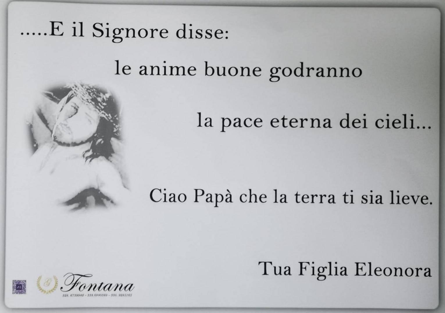 Tua figlia Eleonora