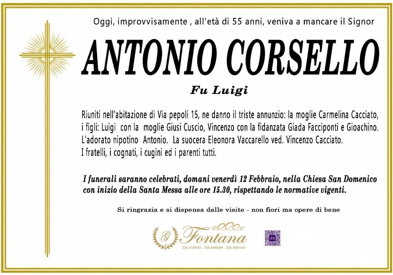 Antonio Corsello