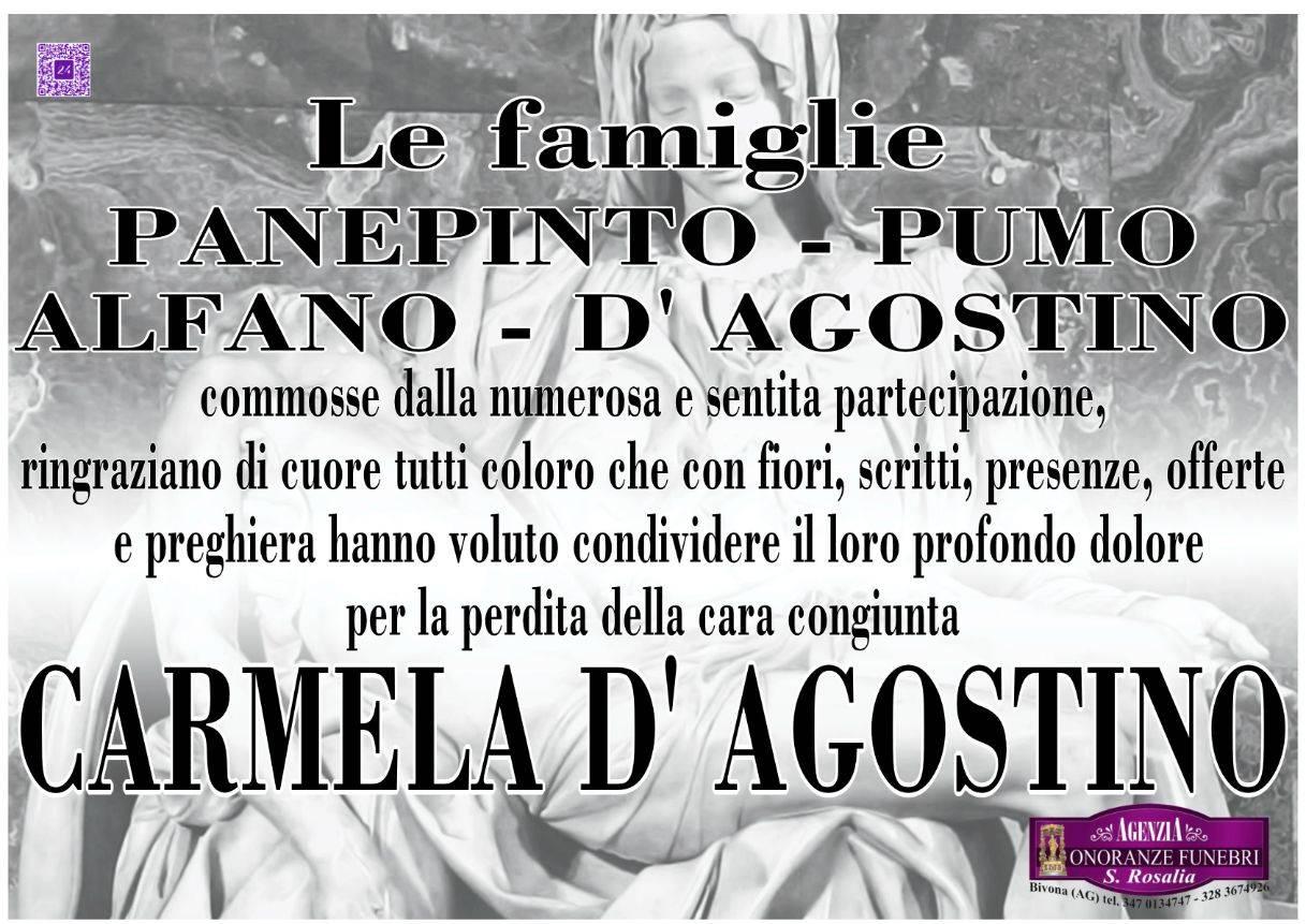 Carmela D'Aagostino