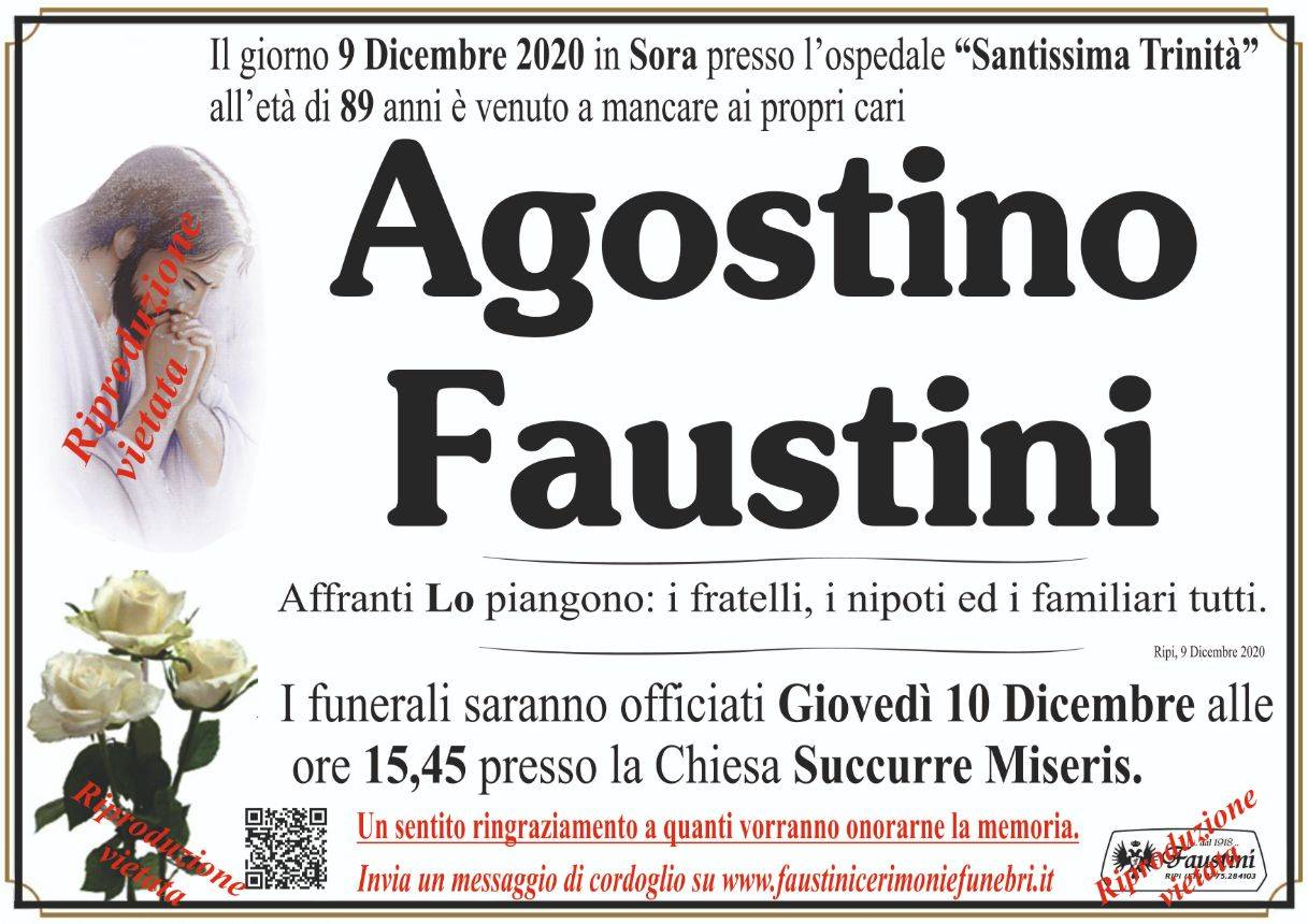 Agostino Faustini