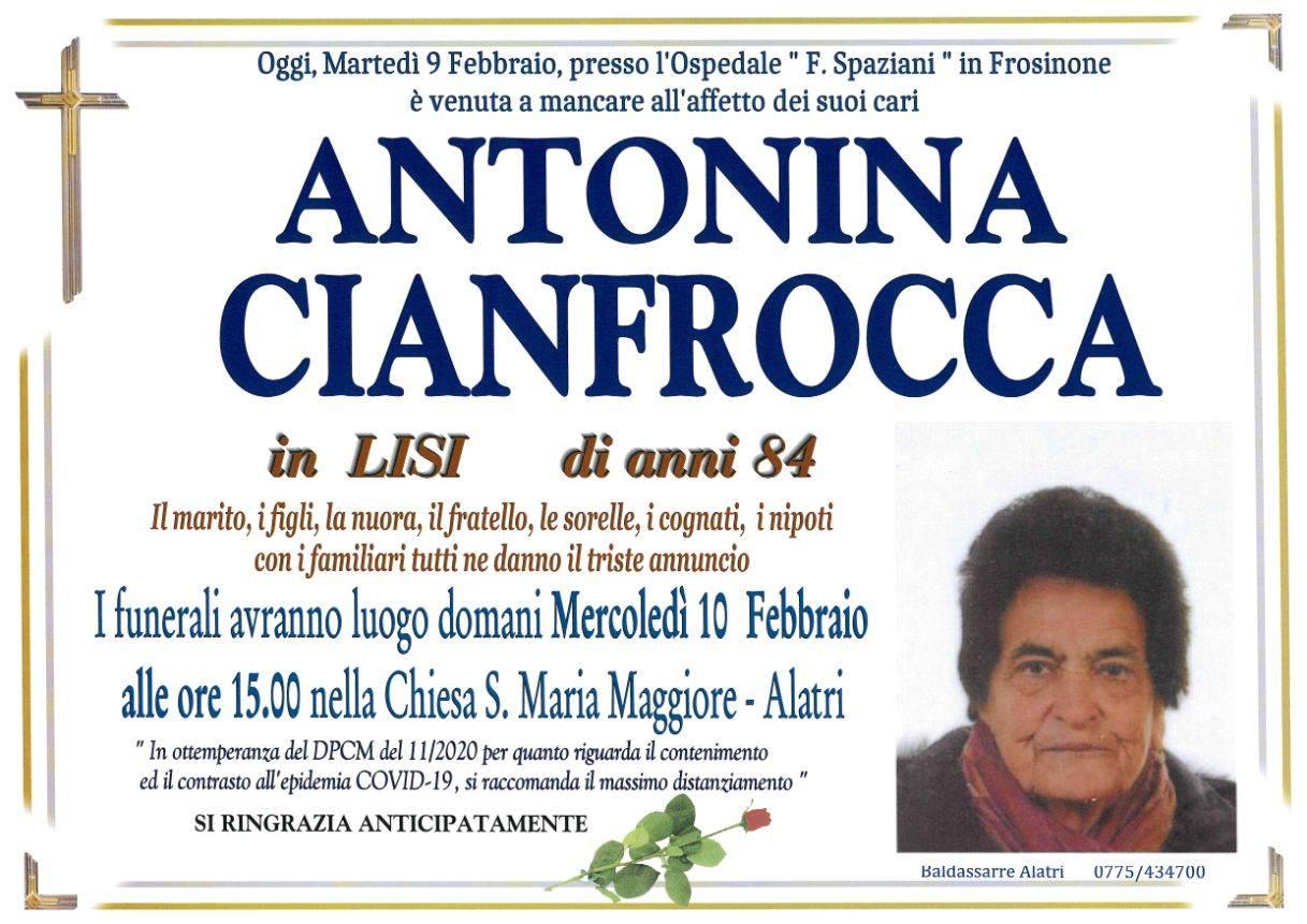 Antonina Cianfrocca