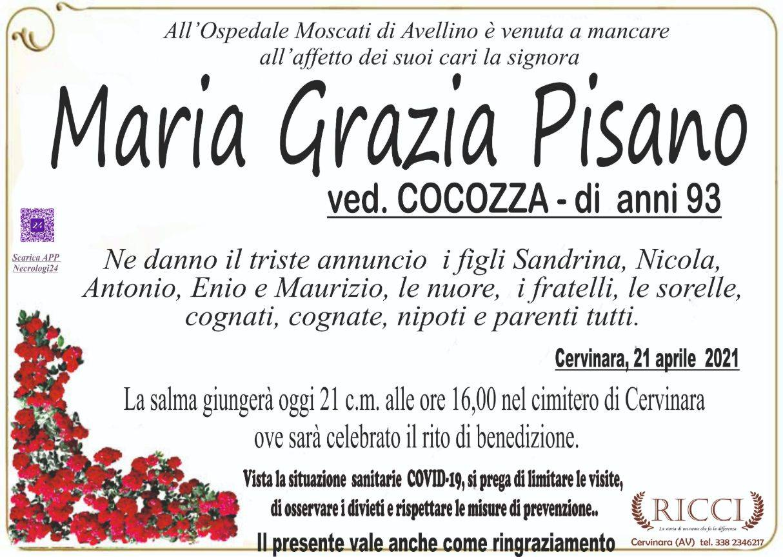 Maria Grazia Isano