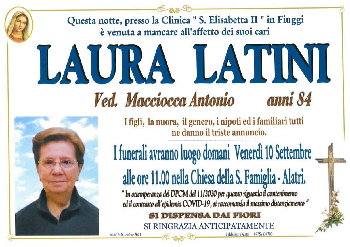 Laura Latini