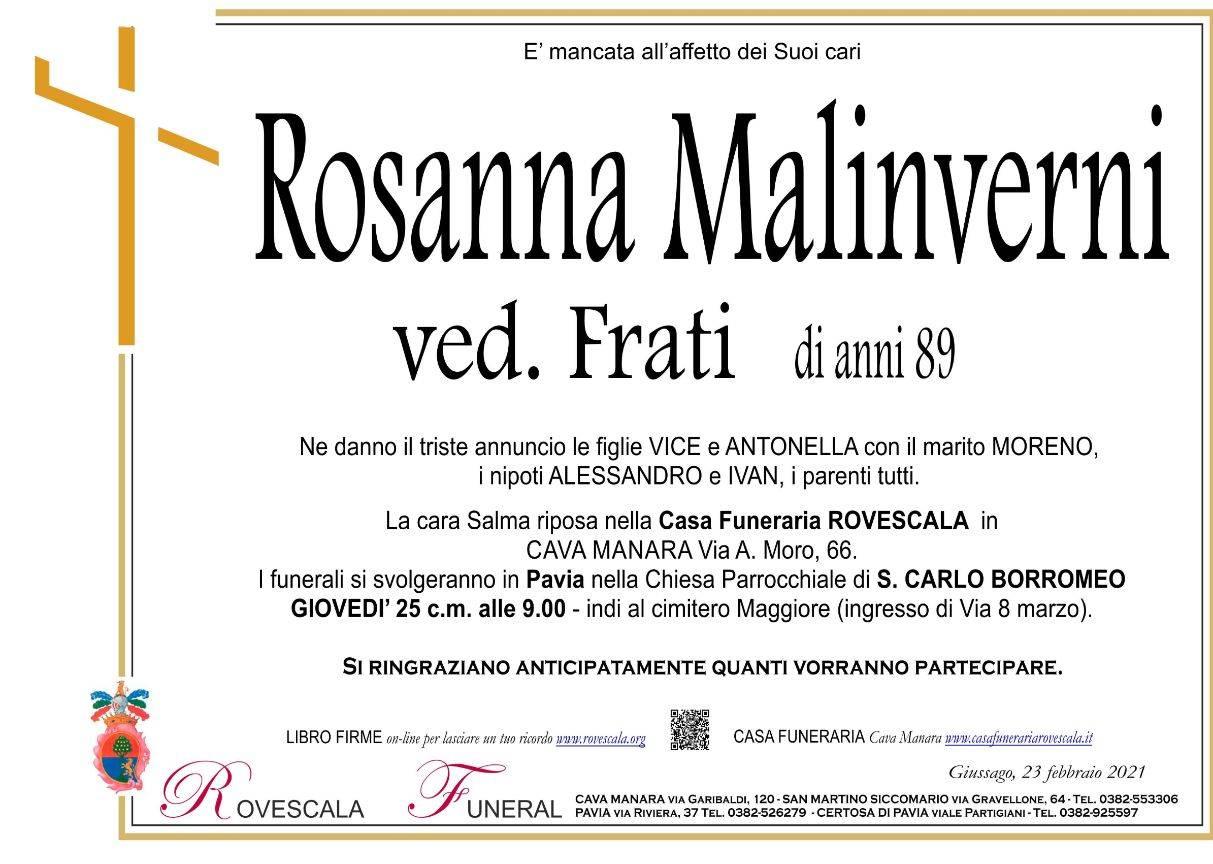 Rosanna Malinverni