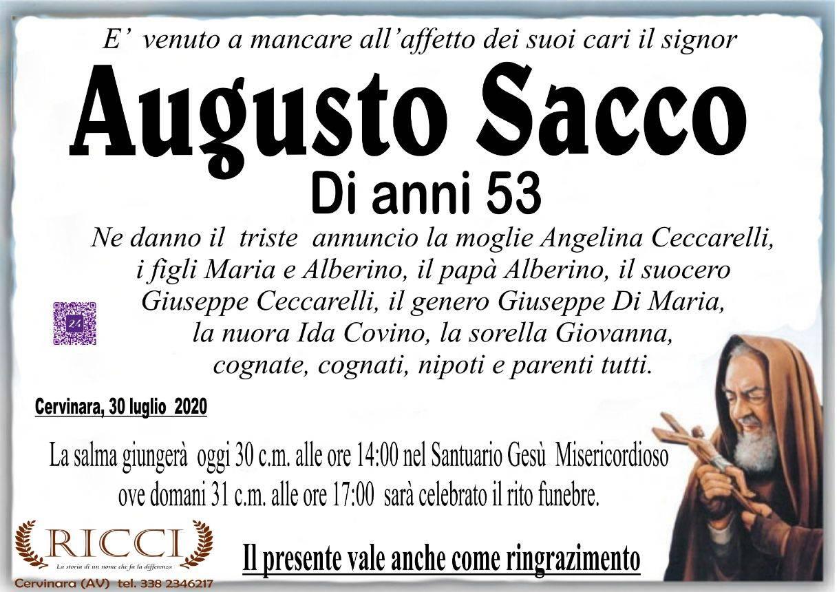 Augusto Sacco