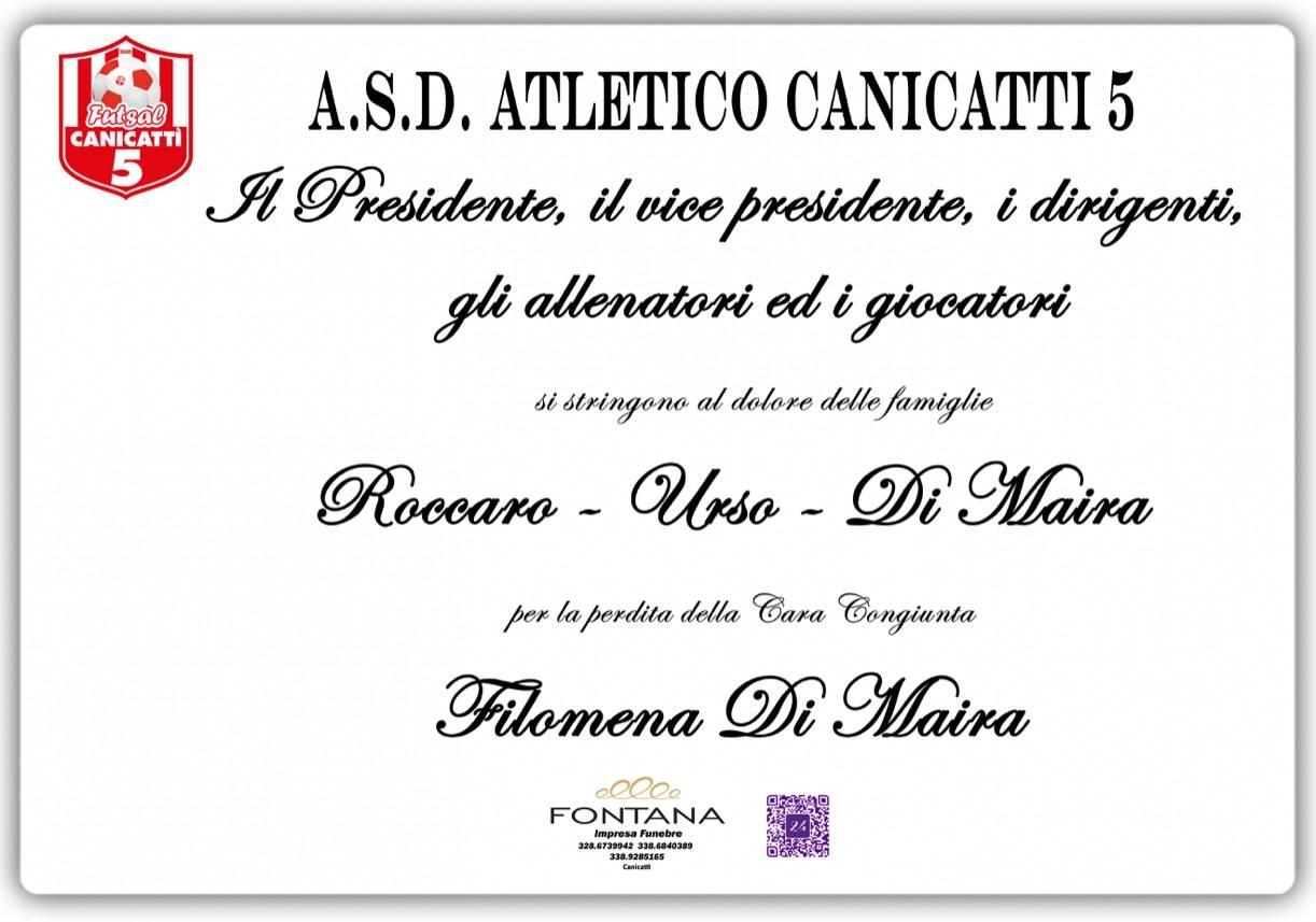 A.S.D. Atletico Canicattì 5