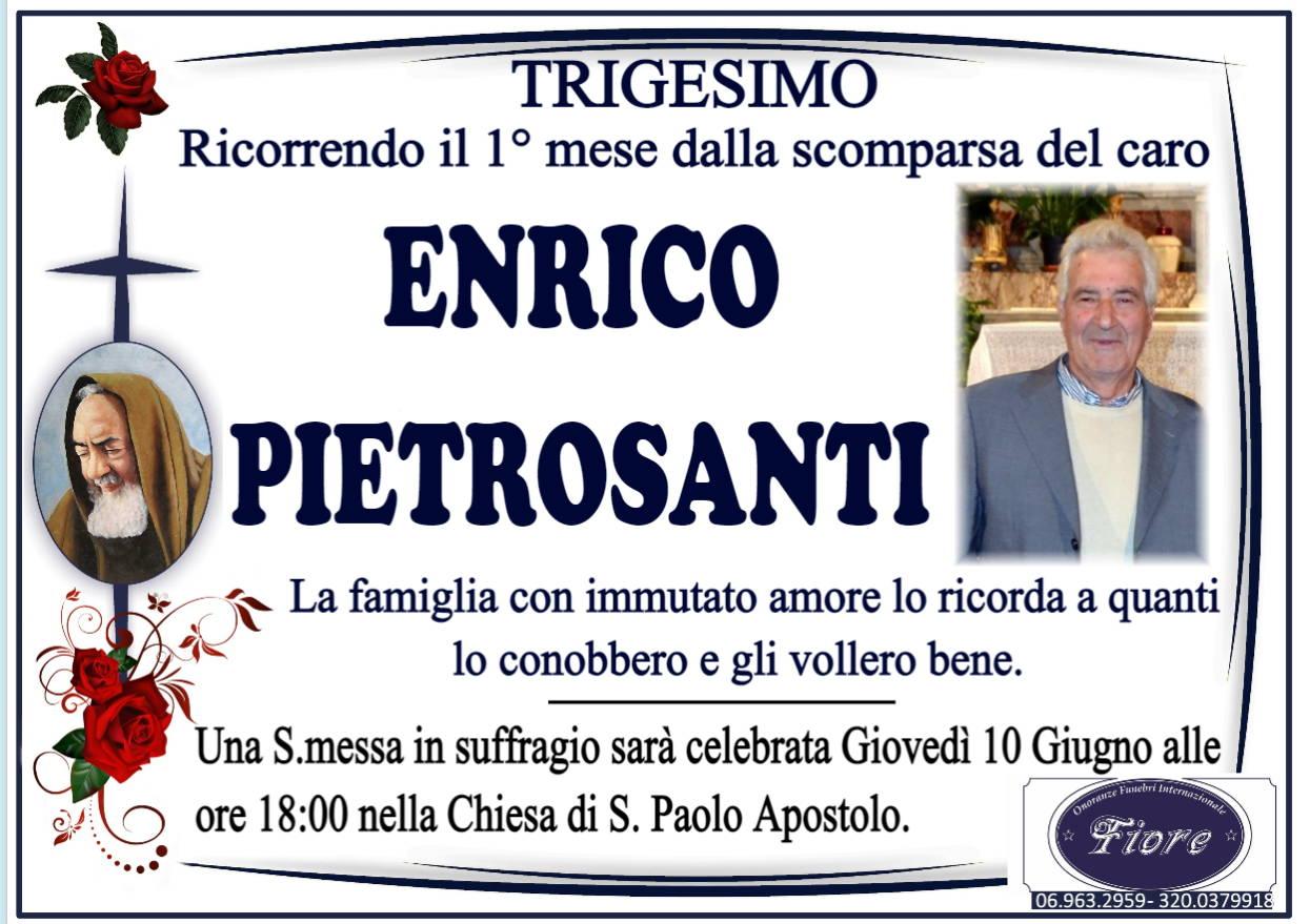 Enrico Pietrosanti