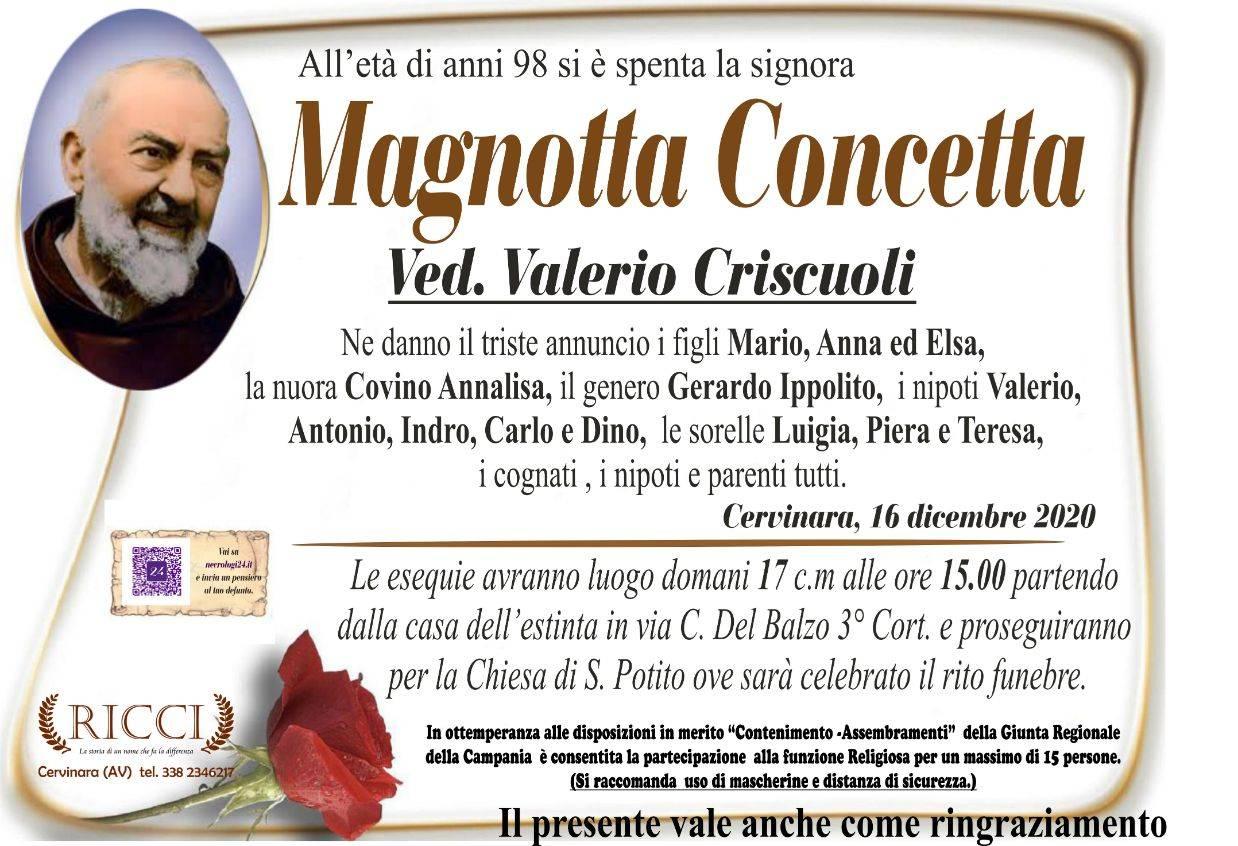 Concetta Magnotta