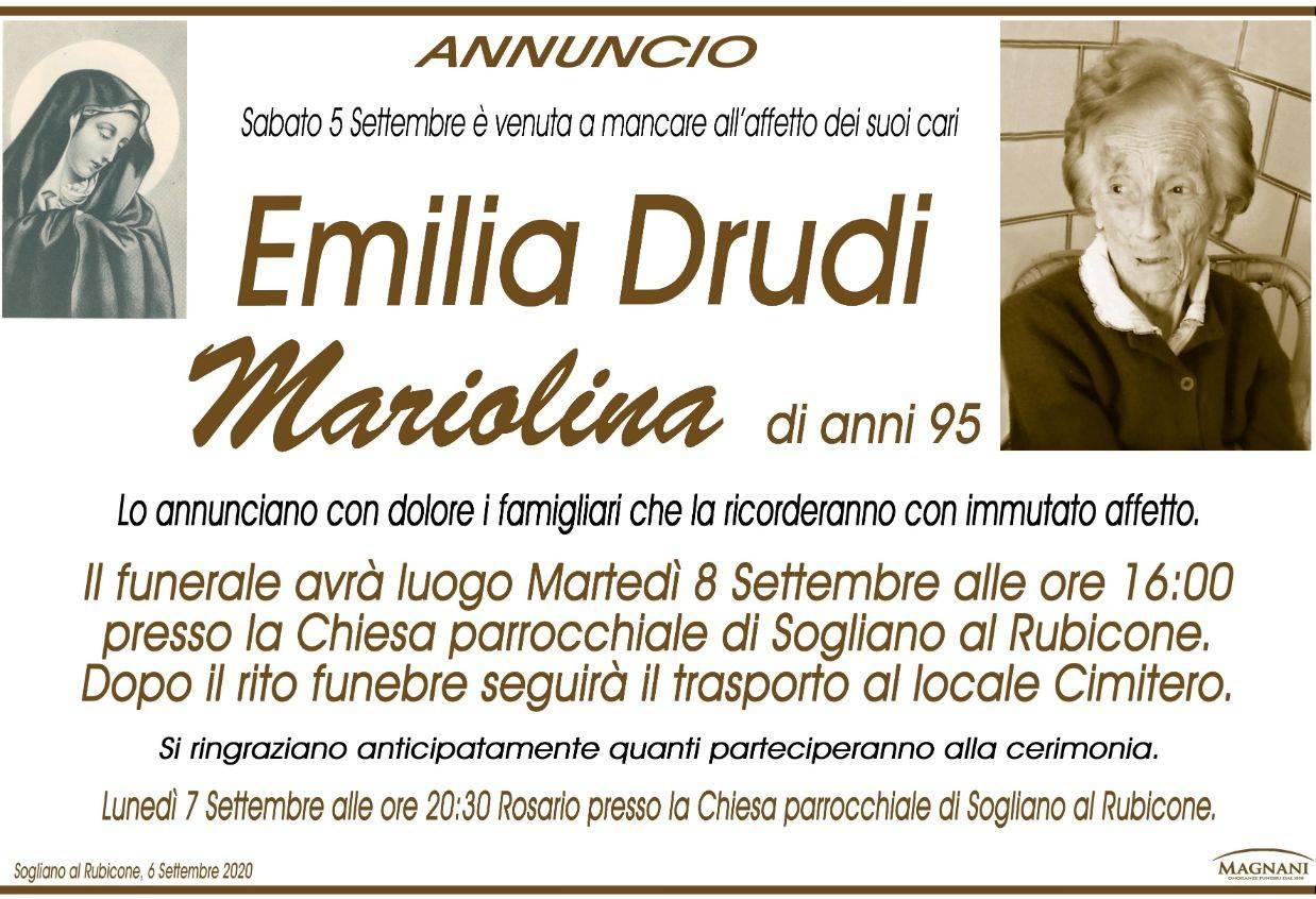 Emilia Drudi