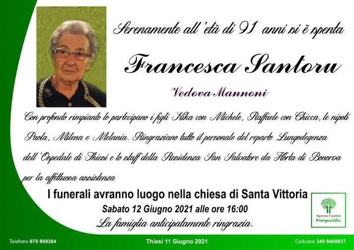 Francesca Santoru