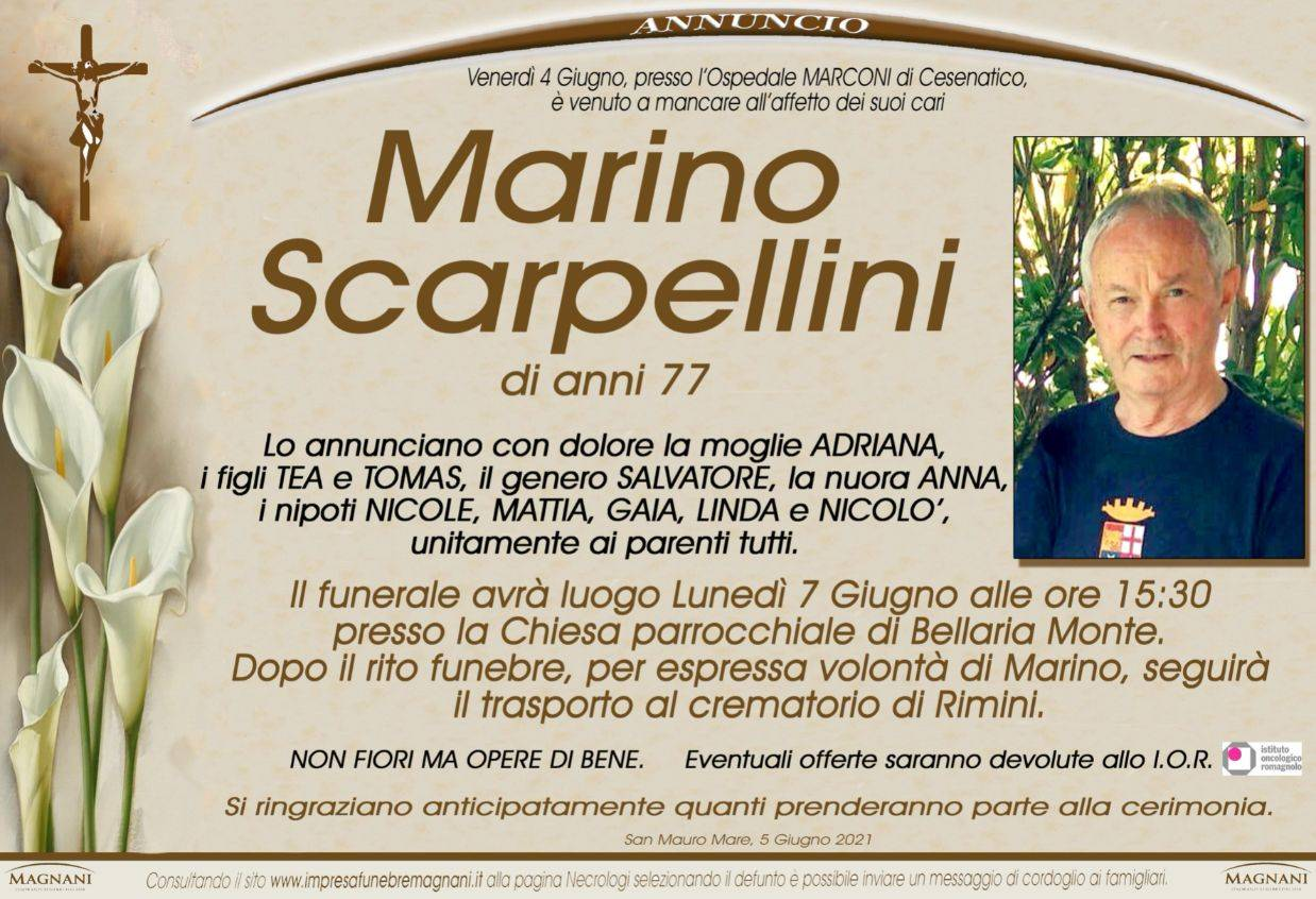 Marino Scarpellini