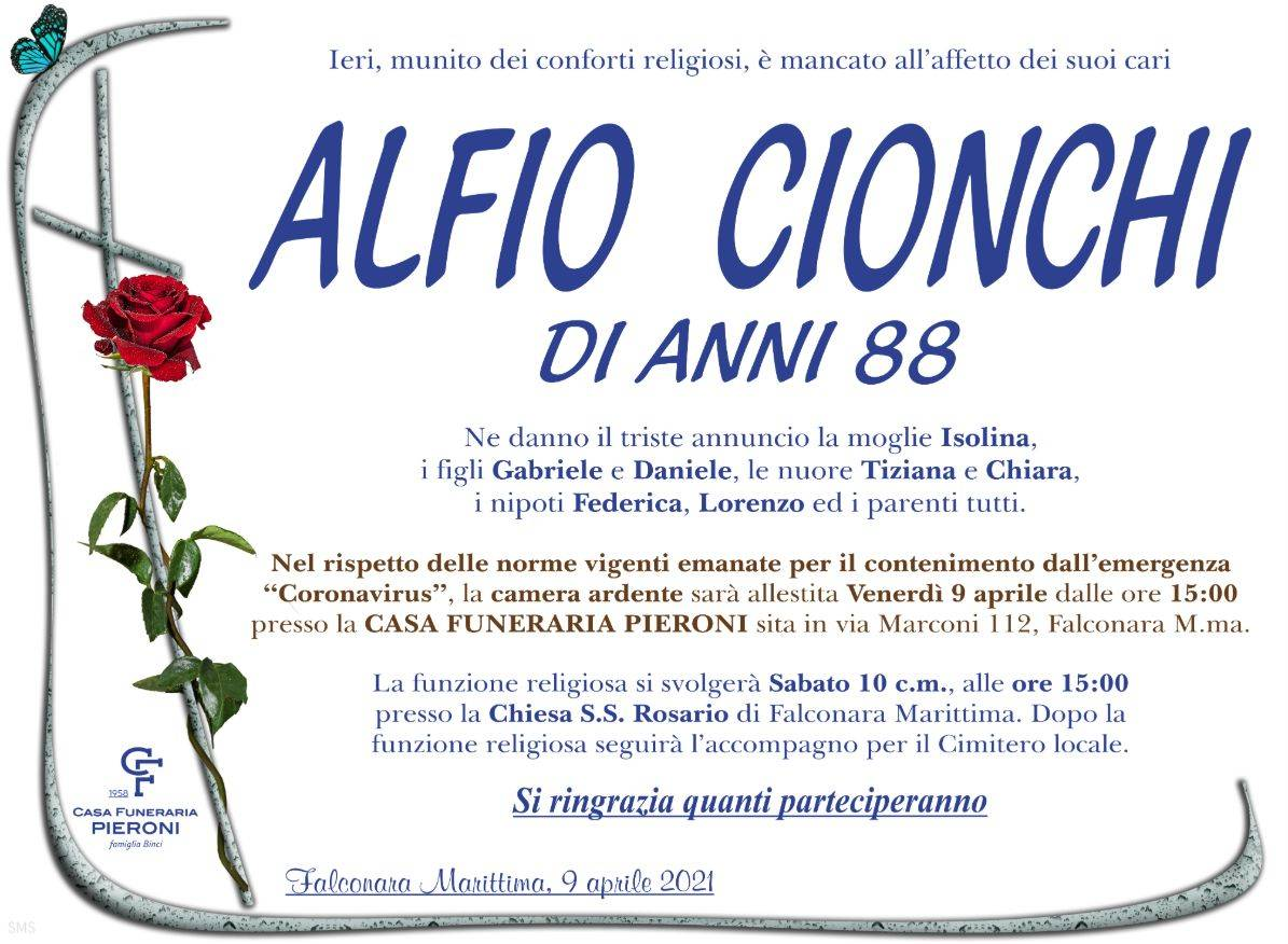 Alfio Cionchi