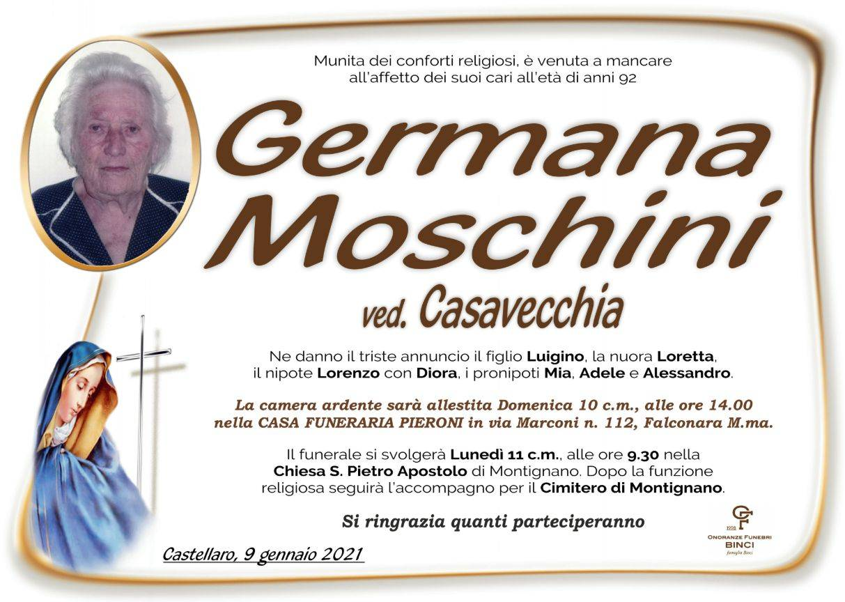 Germana Moschini