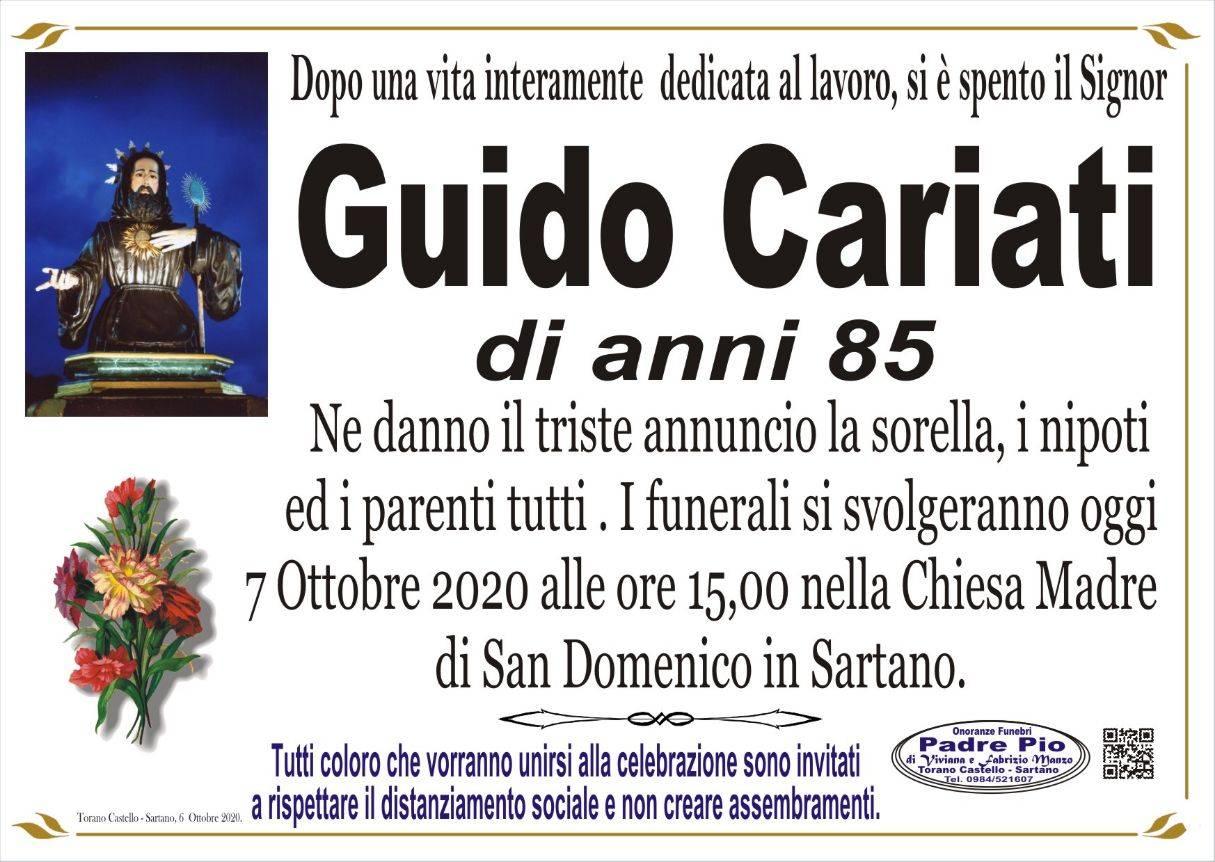 Guido Cariati