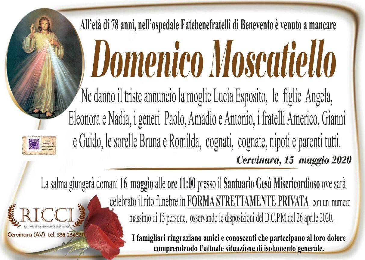 Domenico Moscatiello