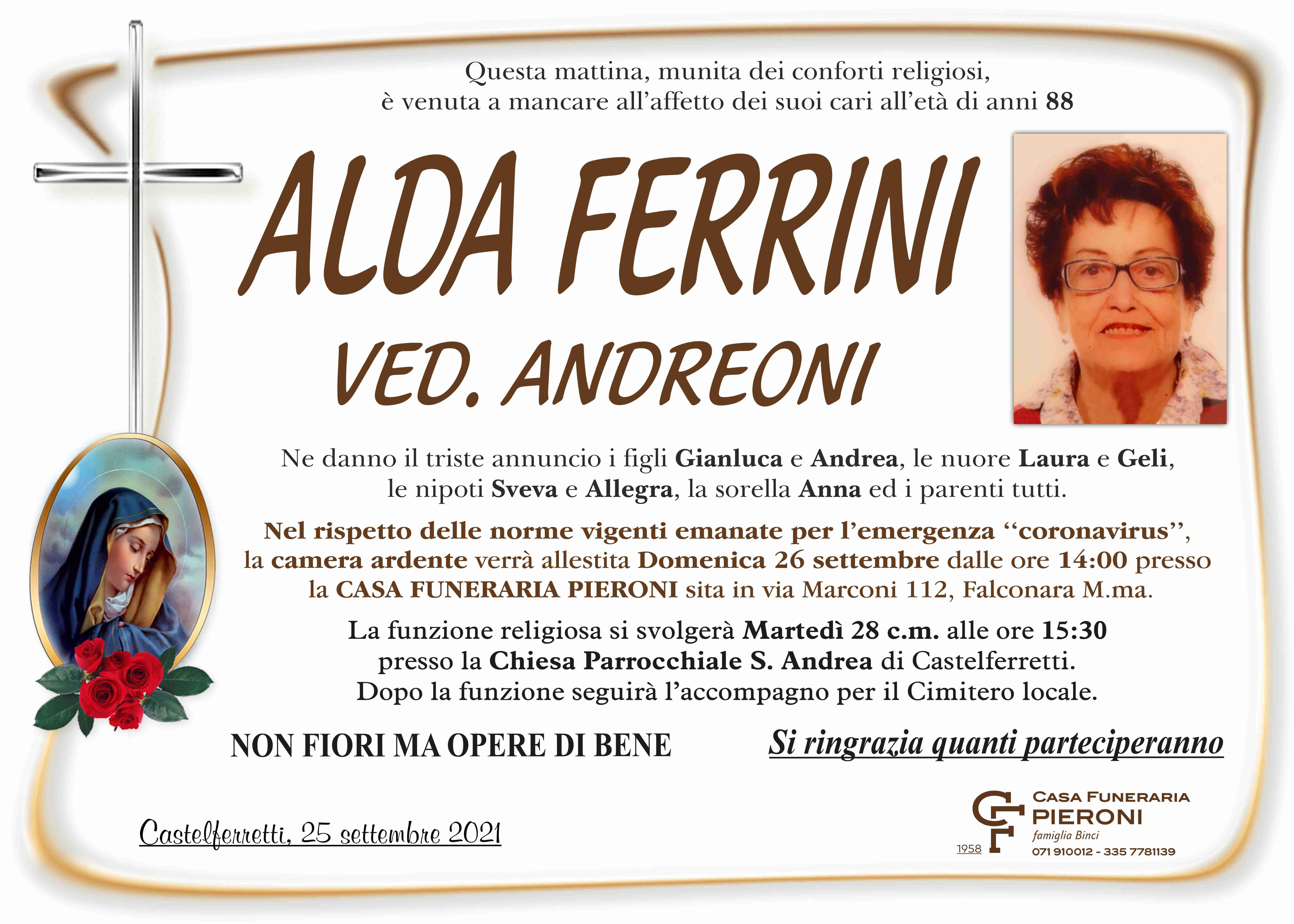 Alda Ferrini