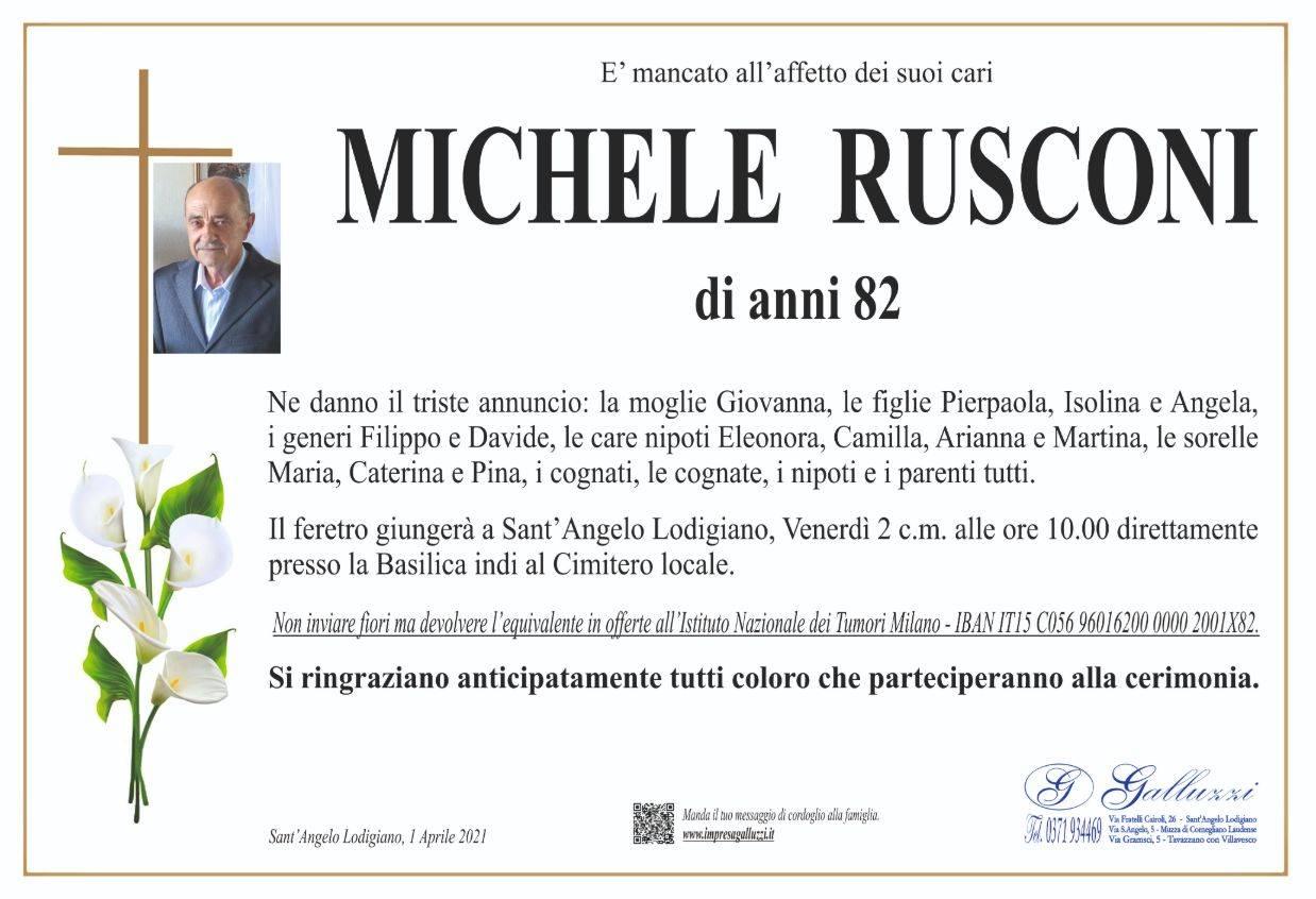 Michele Rusconi