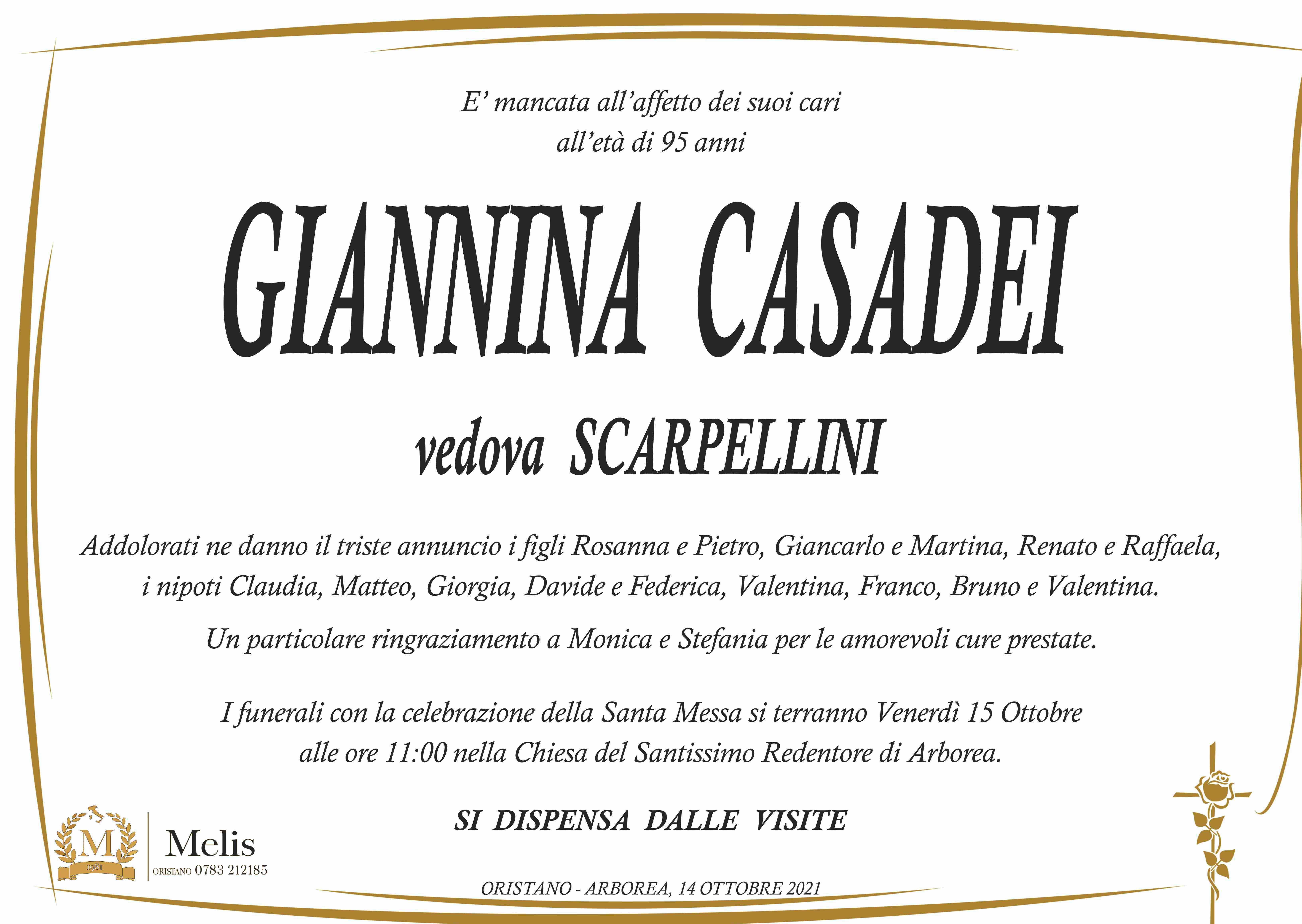 Giannina Casadei