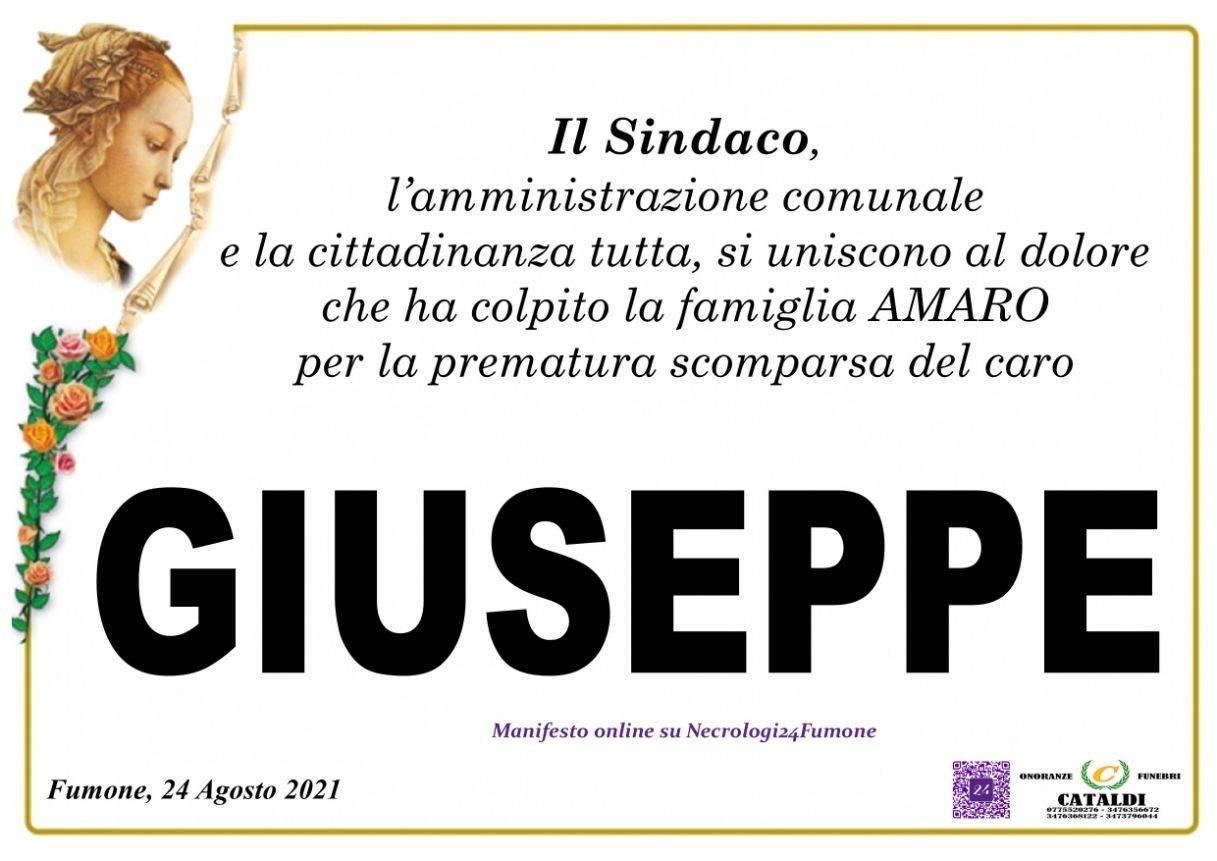 Giuseppe Amaro (P1)