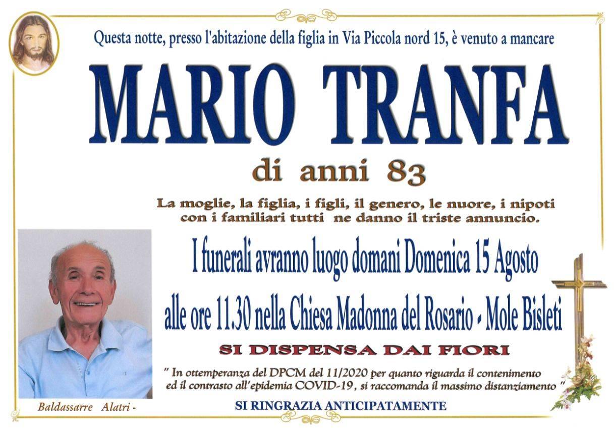 Mario Tranfa